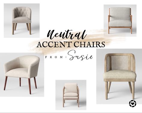 If you're wanting to add an accent chair or sitting area in