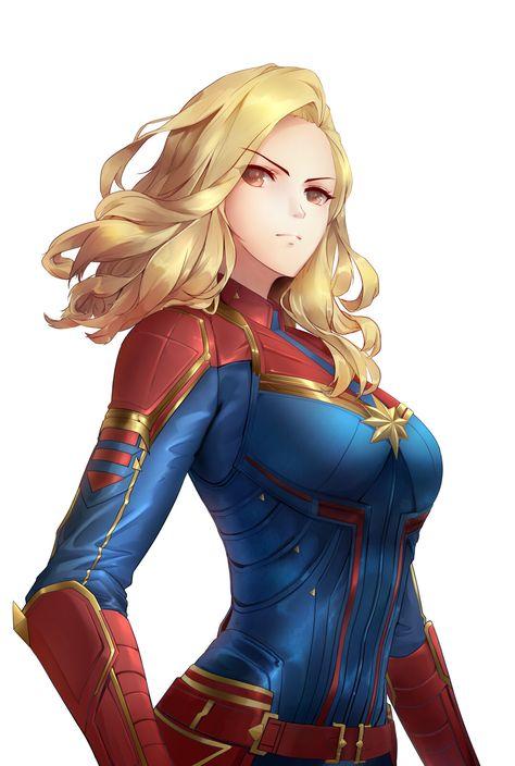 Carol/Captain Marvel, ki ka