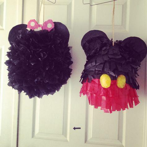 Minnie n Mickey
