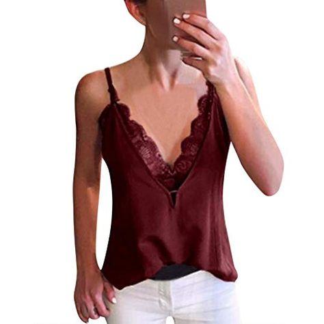 Womens Halter Neck Tank Tops Sequin Leopard Patchwork T-Shirt Summer Sleeveless Tee Vest Blouses Transer
