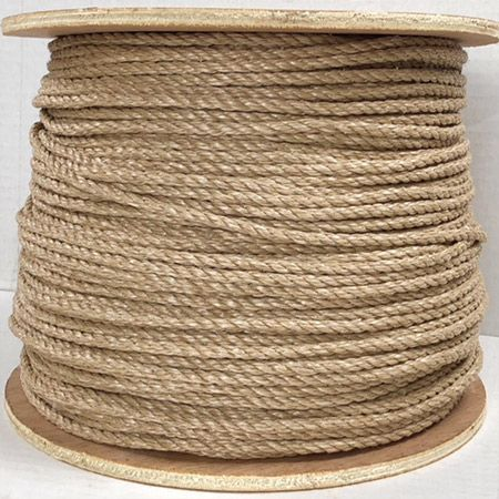 1 4 X 1200 Box Unmanila Rope Contractorsrope How To Make Rope Rope Wicker Laundry Basket