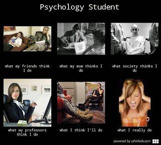 Funny Psychology Student Meme Psychology Student Clinical Psychology Student Psychology Humor