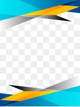 Frame Background Template Blue Enterprise Png Transparent Image And Clipart For Free Download Tanda Kayu Sampul Buku Desain Sampul