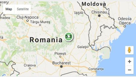 The strongest earthquakes that ever shook Romania | The strongests ...