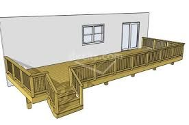 Image 10x12 Deck Drawing Google Search In 2020 Patio Deck Designs Outdoor Living Deck Building A Deck