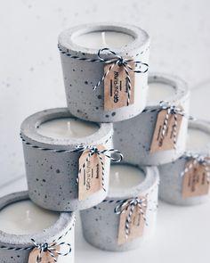 Beton Gießen Deko diy gips beton teelichthalter herz geschenkideen valentinstag