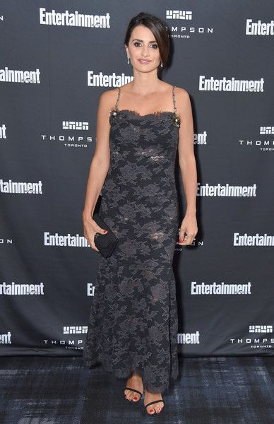 Penelope Cruz attends Entertainment Weekly's Must List Party at the Toronto International Film Festival 2018.