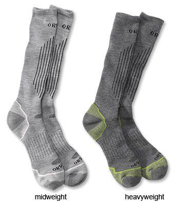 Men S Wader Socks Fishing Outfits Athletic Fashion Socks