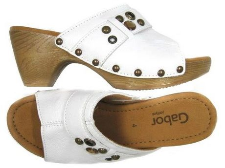 low priced 4abfd 792bc Gabor jolly's pantolette #gabor #jolly #pantolette | Shoes ...