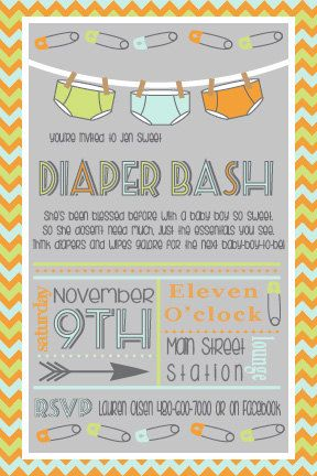 Baby Shower Invitation, Diaper And Wipes Baby Shower Invitation, Baby Boy  Shower Invitation, Rustic Baby Shower Invitation, Baby Shower | Shower  Invitations ...