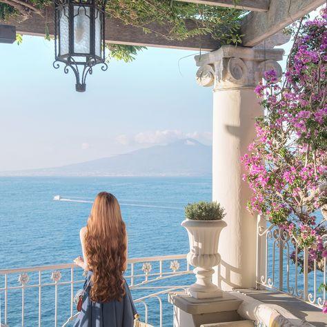 The Best Restaurant Views on the Amalfi Coast