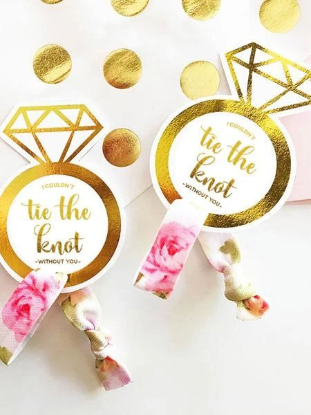 Tie The Knot With Me - Bridesmaid Gifts Boutique