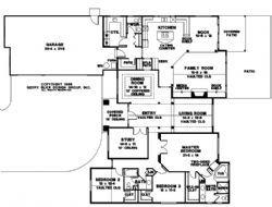 Landmark Design Home Stock Plan 1059 Stock Plans How To Plan Design