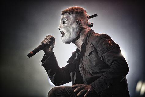 2019 年の「#Slipknot Frontman Reveals Album Release Month, Teases