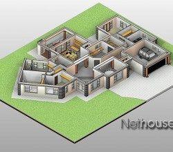 Floorplanner Room Design Building Design Architecture Drawing Simple House Design Floor Design House Plans South Africa Free House Design 4 Bedroom House Plans