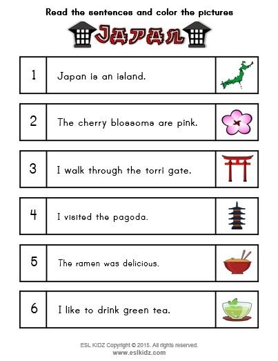 Pin On Japan Themed Activities For Kids Japanese for kids worksheets