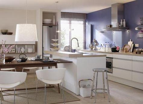Wohnkuche Ideen Zum Einrichten Und Gestalten Kuche Offene