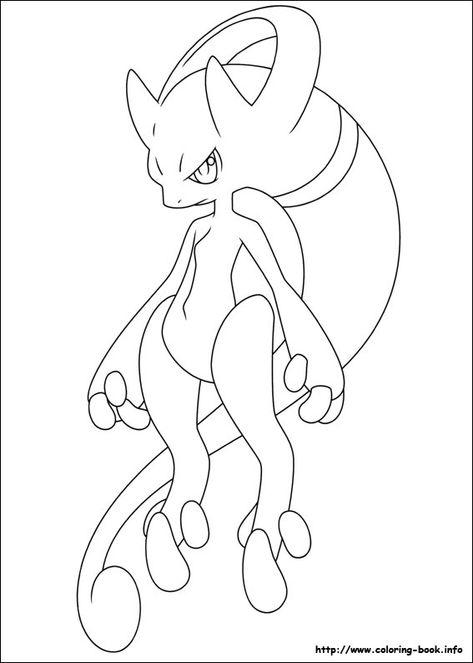 16 Facil Pokemon Greninja Ash Para Colorear 38 Con Imprimir Y