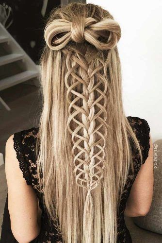 33 Braid Styles To Try Out To Charm Them All Lovehairstyles Hair Styles Long Hair Styles Fish Tail Braid