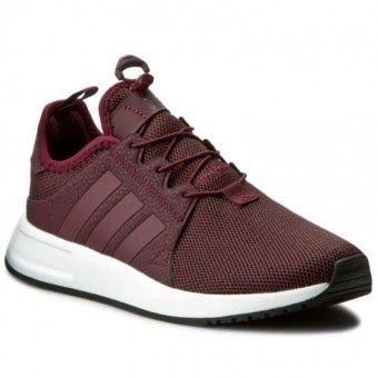Adidas Sneaker X Plr Bb1102 Maroon Diskon Dengan Gambar