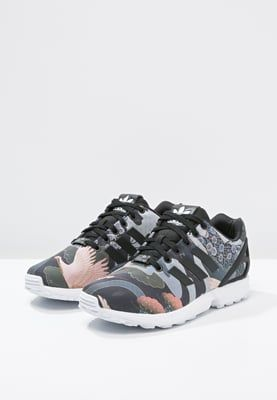 2351bc0de1e77 ... norway adidas originals zx flux sneakers core black white zalando.dk  6be40 d3a55