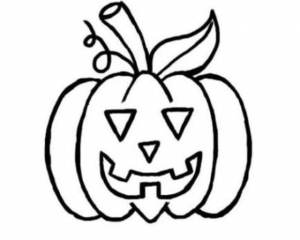 Draw this shape first, and then add details. 44 Trendy How To Draw For Kids Halloween Halloween Pictures To Draw Pumpkin Drawing Easy Halloween Drawings
