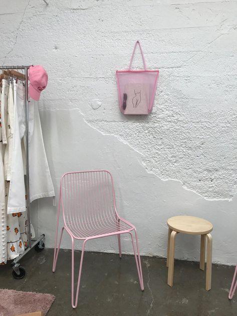 Zip Tote - Pink #exteriordesignapartment