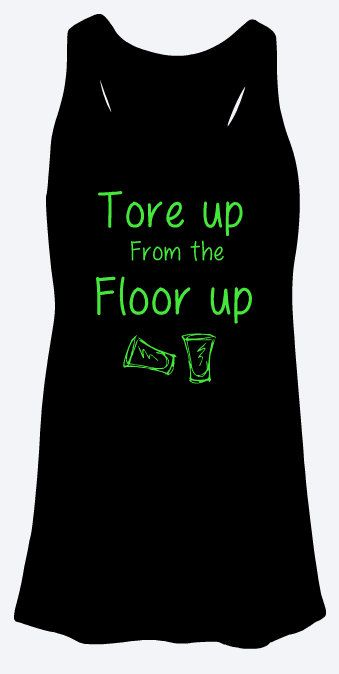 Tore Up From The Floor Up Tank Top By MonogramQueens15 On Etsy | Summer  Queen | Pinterest | Black Tank, Color Combos And Dark Grey