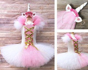Handmade Pink Glitter Tutu Jupe tous les âges de 0-10 Ans