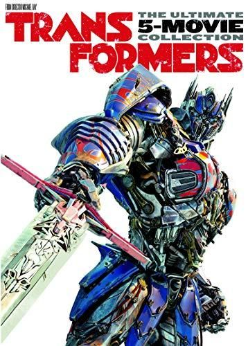 Transformers: The Ultimate 5-Movie Collection DVD - Default
