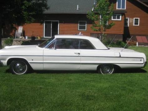 1964 Chevy Impala For Sale Mn 18 900 Call Darwin 218 647
