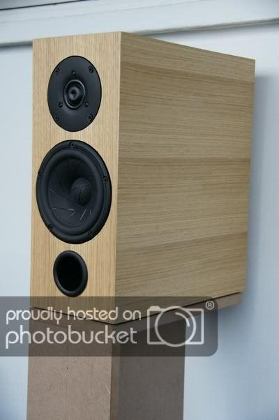 Madisound RB Reference Kit  Diy speakers, Bookshelf speakers