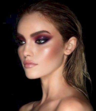 4e9b523332 40 Cute Prom Makeup Ideas for Teenage Girls