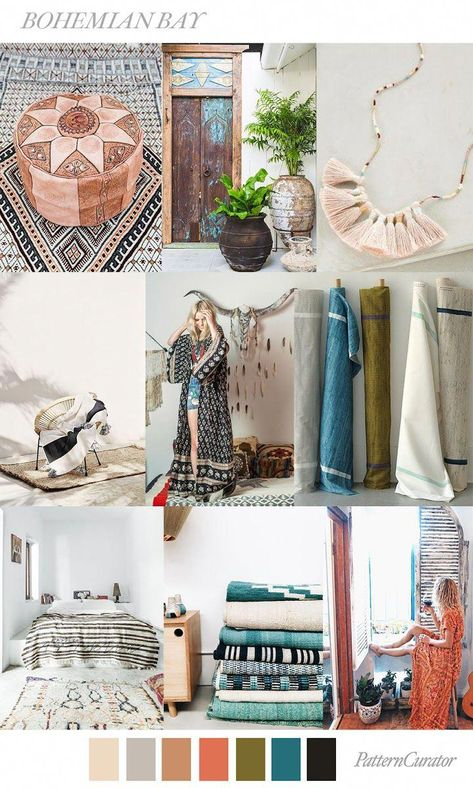 FV contributor, Pattern Curator curates an insightful forecast of mood boards & color stories and we are thrilled to have them on board as our newest FV contributor. They are collectors of images and #fashiontrends