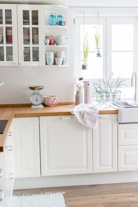 Kitchenstories Oder Meine Lieblingsecke In Der Kuche Pomponetti In 2020 Haus Kuchen Landhauskuche Moderne Kuchenideen