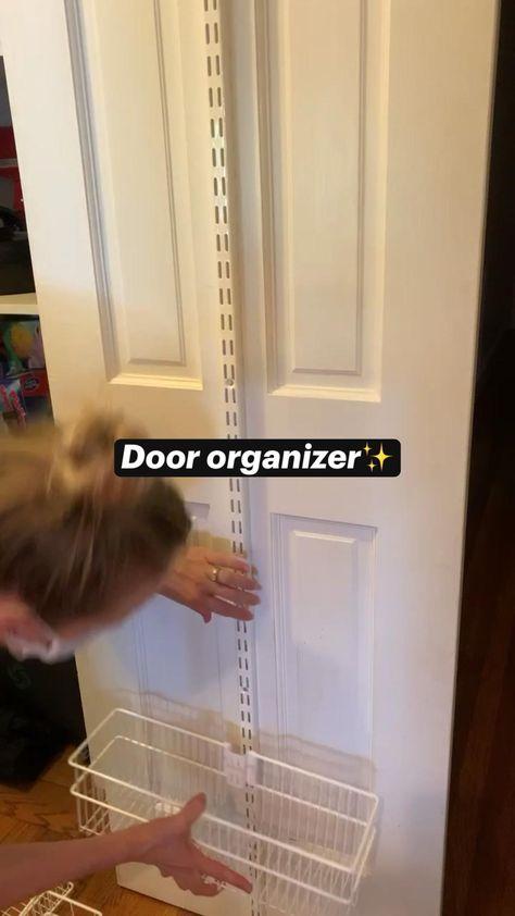 Door organizer✨