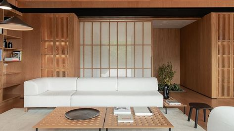 Inside J Balvin S Japanese Inspired Sanctuary In Colombia In 2020 Japanese Style House House Residential Interior