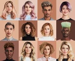 Want To Learn More About Your Hair Type Take This Simple Quiz To Find Out Monathair Which Hair Colour Suits Me What Hair Colour Suits Me Which Hair Colour