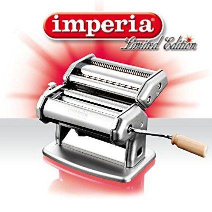 Imperia iPasta Limited Edition Macchina per Pasta Manuale