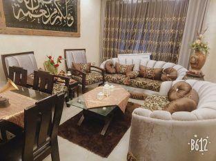 طقم كنب بحالة الجديد سبب البيع كبير بالغرفه سعر الشراء 1800 Outdoor Furniture Sets Furniture Sets Outdoor Furniture