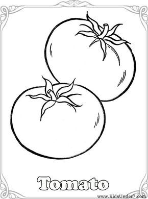 Vegetables Coloring Pages Vegetable Coloring Find Free Coloring Pages Color Pictures In Ve In 2021 Vegetable Coloring Pages Fruit Coloring Pages Free Coloring Pages