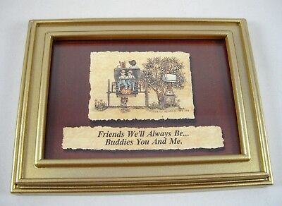 "3 3//4/"" Wide Picture Frame 8x10/"" Bright Gold Color #M6G Wood//Gesso"