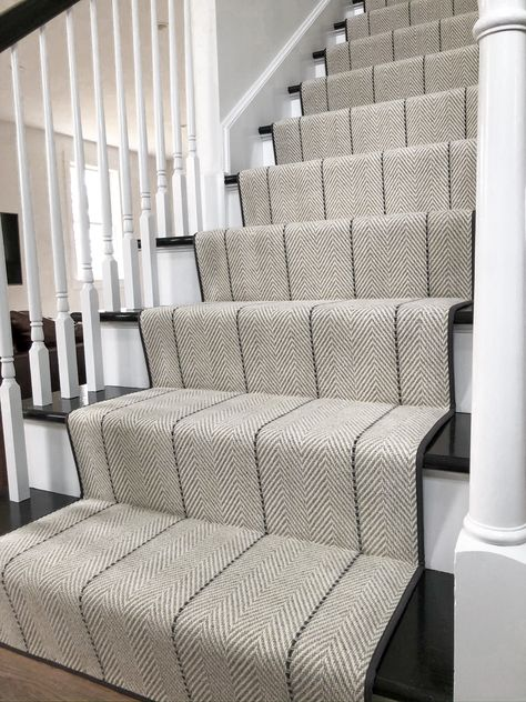 We are the carpet and rug experts in Boston. We will custom fabricate stair runners, area rugs and hall runners to fit your home perfectly. Stair Runner Carpet, House Rooms, Interior Stair Railing, Home Remodeling, Interior Stairs, Interior Design, Hallway Designs, Home Decor, House Interior