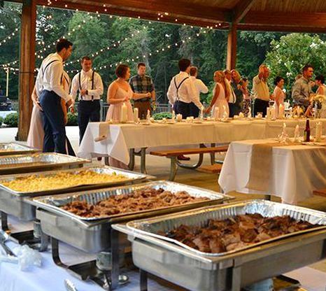 Wedding Reception Catering In Winston Salem Bbq Wedding Catering In 2020 Wedding Reception Food Buffet Backyard Wedding Reception Food Wedding Buffet Food