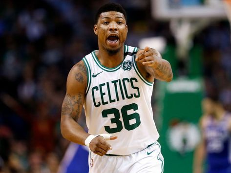 With Boston favored by 1.5 points in Game 5, Smart's highly unlikely