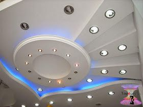 افضل ديكورات جبس اسقف راقيه 2019 Modern Gypsum Board For Walls And Ceilings Ceiling Design Modern False Ceiling Design Bedroom False Ceiling Design