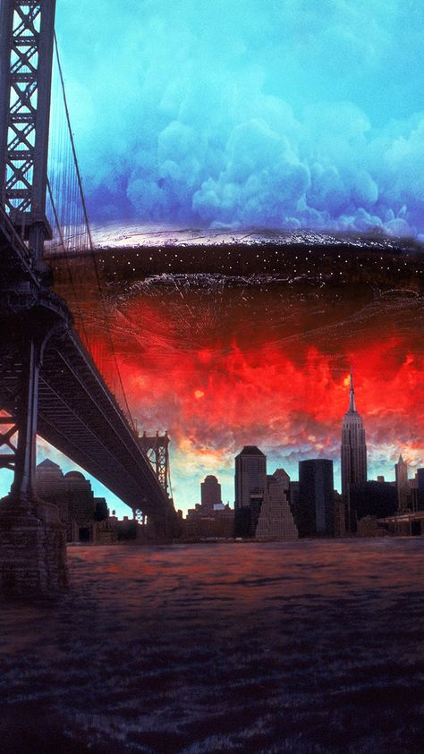 Independence Day (1996) Phone Wallpaper | Moviemania