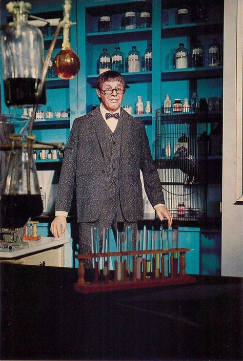 Jerry Lewis The Nutty Professor 4x6