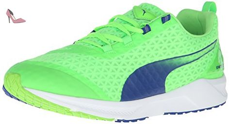 clearance prices fast delivery pick up Puma Ignite Xt Filte Running Shoe, Green Gecko - Surf the Web, 44 ...