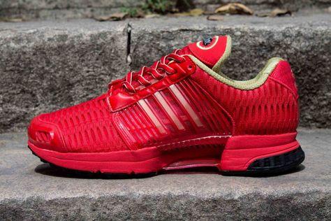 f1cf5e95e ADIDAS CLIMACOOL x COCA COLA RED GOLD www.cornerstreet.fr | Adidas